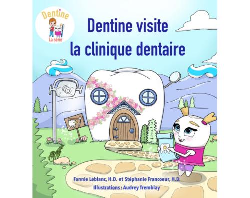 Dentine visite la clinique dentaire