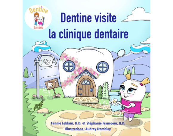 Dentine visite la clinique dentaire